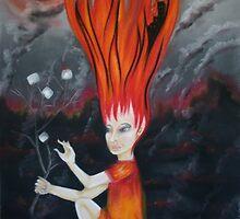 elemental children-fire by chrissy carter