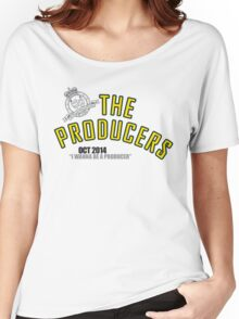 The Producers: I WANNA BE A PRODUCER Women's Relaxed Fit T-Shirt