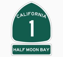 PCH - CA Highway 1 - Half Moon Bay Kids Clothes