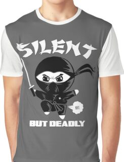 Silent But Deadly Graphic T-Shirt
