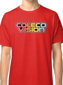 Retro Coleco Vision logo Classic T-Shirt