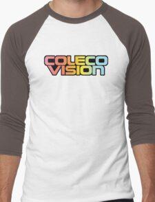 Retro Coleco Vision logo Men's Baseball ¾ T-Shirt