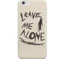 Slender - 6/8 iPhone Case/Skin
