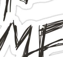 Slender - 7/8 Sticker