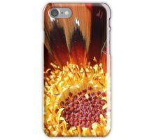Fire Flower (Macro) iPhone Case/Skin