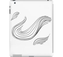 Swan ... iPad Case/Skin