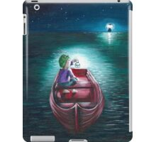 adrift- regret iPad Case/Skin