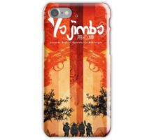 Yojimbo Feat. Teenage Mutant Ninja Turtles iPhone Case/Skin