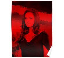 Rebecca Ferguson - Celebrity (Life Pose) Poster