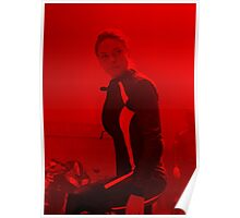 Rebecca Ferguson - Celebrity (Action Pose) Poster