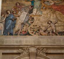Grand Palais Details - 3 © Sticker