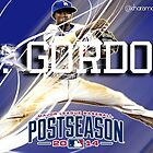 Dee Gordon by DWPickett