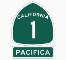 PCH - CA Highway 1 - Pacifica by IntWanderer