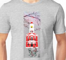 Towers of Victoria: City Hall Unisex T-Shirt