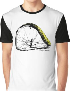 twisted wheels: bent wheel Graphic T-Shirt