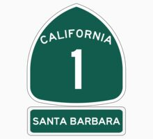 PCH - CA Highway 1 - Santa Barbara by IntWanderer