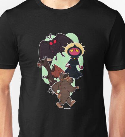 Tiny Cryptics Unisex T-Shirt