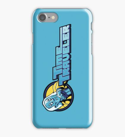 Time Travelers, Series 1 - Doc Brown iPhone Case/Skin