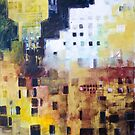 Urban landscape con Torre Velasca by Alessandro Andreuccetti