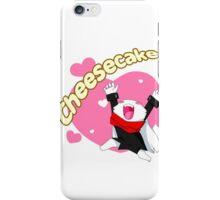 Cheesecake! iPhone Case/Skin