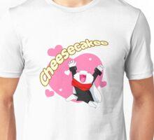 Cheesecake! Unisex T-Shirt