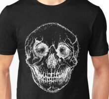 Skull #inverted Unisex T-Shirt