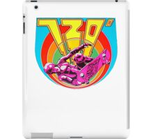 720 Degrees - Skateboard arcade game iPad Case/Skin