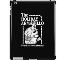 Friends - The Holiday Armadillo T shirt iPad Case/Skin