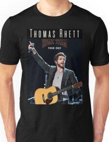 Boavit06 Thomas Rhett Home Team Tour 2017 Unisex T-Shirt