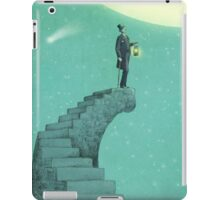Moon Steps iPad Case/Skin