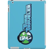 Time Travelers, Series 1 - The 10th Doctor iPad Case/Skin