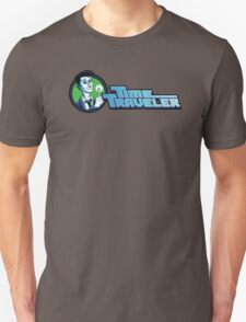 Time Travelers, Series 1 - The 10th Doctor T-Shirt