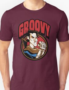 Time Travelers, Series 1 - Ash Williams (Alternate 2) Unisex T-Shirt