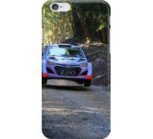 Hyundai WRC i20 iPhone Case/Skin