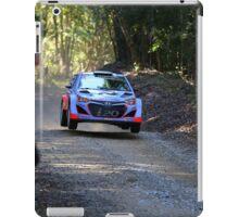 Hyundai WRC i20 iPad Case/Skin