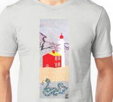 Towers of Victoria: Lighthouse Unisex T-Shirt