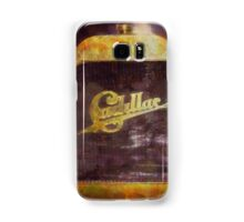 Cadillac Pop Art Samsung Galaxy Case/Skin