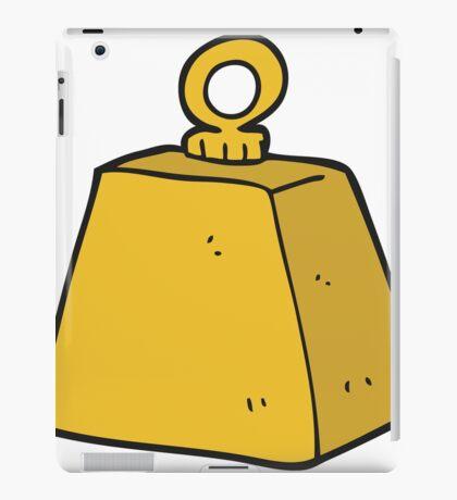 cartoon heavy weight iPad Case/Skin