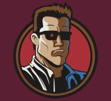 Time Travelers, Series 2 - The Terminator (Alternate) by Daniel Rubinstein