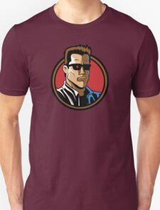 Time Travelers, Series 2 - The Terminator (Alternate) T-Shirt