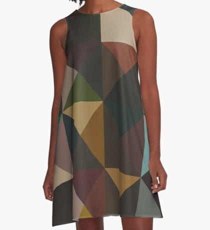THE NORDIC WAY XV A-Line Dress