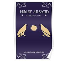 House Arsacid Poster