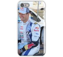 Interview with a driver iPhone Case/Skin