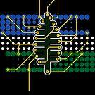 Techno Cascadia by Kobi-LaCroix