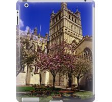 Tranquil Cafe iPad Case/Skin