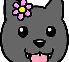 flowerpupy by wolfpupy