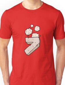 cartoon stone number seven Unisex T-Shirt
