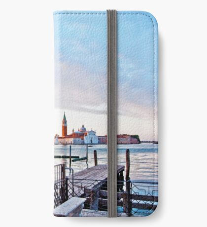 Sunrise in Venice II iPhone Wallet/Case/Skin