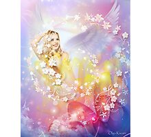Angel of Love Photographic Print