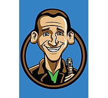 Time Travelers, Series 3 - The Ninth Doctor (Alternate) Photographic Print
